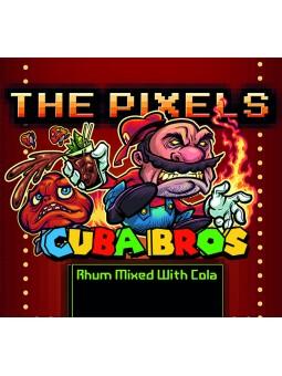 CUBA PIXELS FLAVOUR AROMA CONCENTRATO 10ML