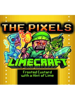 LIMECRAFT PIXELS FLAVOUR AROMA CONCENTRATO 10ML
