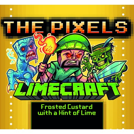 LIMECRAFT THE PIXELS AROMA CONCENTRATO 10ML