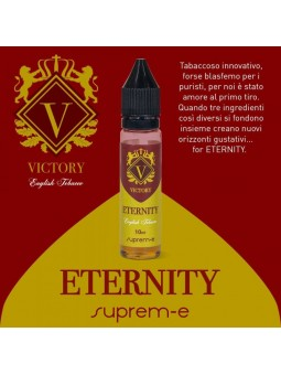 AROMA MINI SHOT SUPREM-E VICTORY - ETERNITY 10 ML