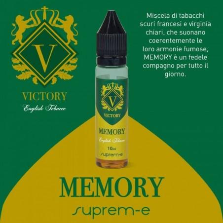 AROMA MINI SHOT SUPREM-E VICTORY - MEMORY 10 ML