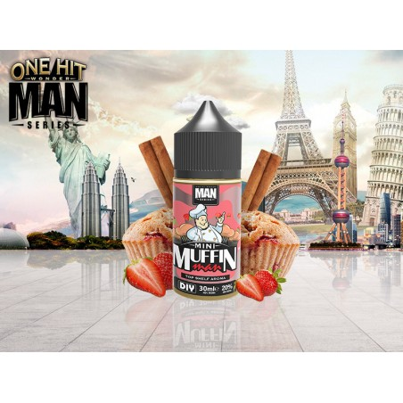 ONE HIT WONDER - Mini Muffin Man - Aroma Concentrato 30ML