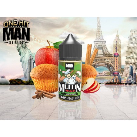ONE HIT WONDER - Muffin Man - Aroma Concentrato 30ML
