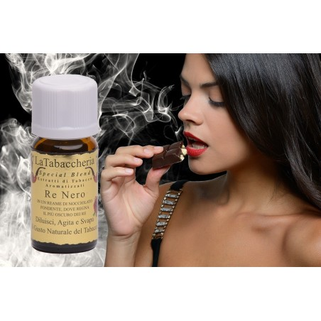 Special Blend – Re Nero LA TABACCHERIA AROMA CONCENTRATO 10ML