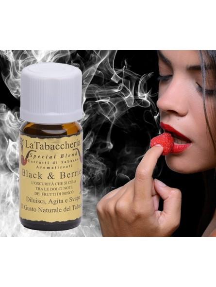 Special Blend – Black e Berries LA TABACCHERIA AROMA CONCENTRATO 10ML