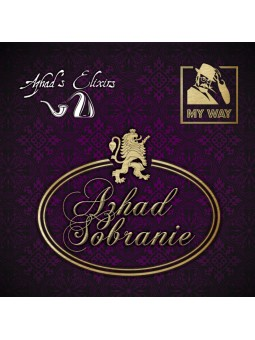SOBRANIE MY WAY Azhad's Elixirs AROMA CONCENTRATO 10ML