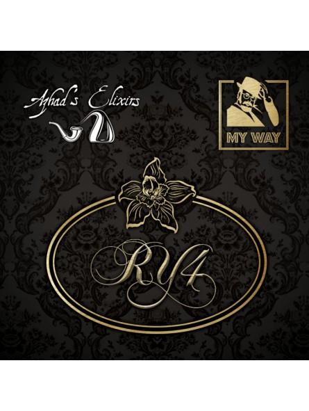 RY4 MY WAY Azhad's Elixirs AROMA CONCENTRATO 10ML