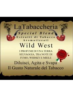 LA TABACCHERIA - AROMA CONCENTRATO 10ML - Special Blend – Wild West