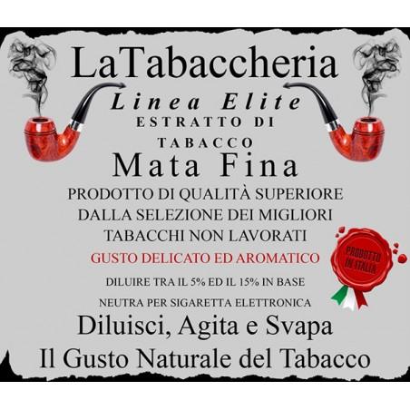 LA TABACCHERIA - AROMA CONCENTRATO 10ML - Estratto di Tabacco - Mata Fina