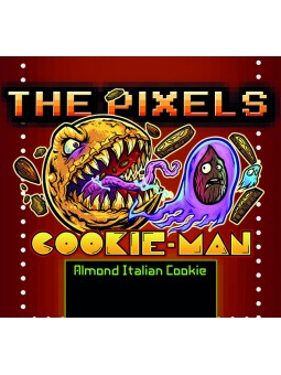 THE PIXELS - AROMA CONCENTRATO 10ML - COOKIE MAN