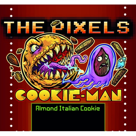 COOKIE MAN THE PIXELS AROMA CONCENTRATO 10ML
