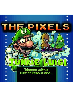 JUNKIE LUIGI THE PIXELS AROMA CONCENTRATO 10ML