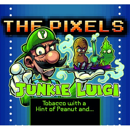 THE PIXELS - AROMA CONCENTRATO 10ML - JUNKIE LUIGI