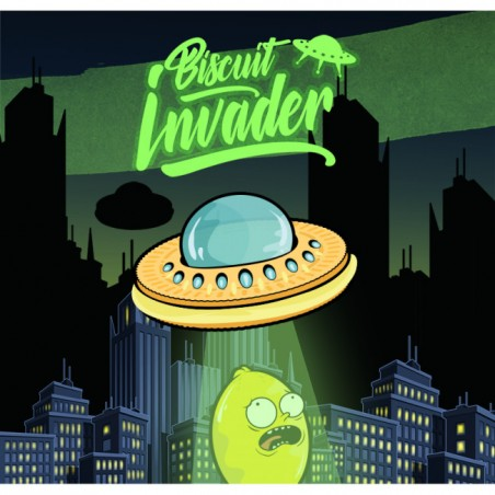 Biscuit Invader SHAKE AND VAPE AROMA SCOMPOSTO 20ML