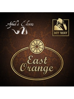 EAST ORANGE MY WAY Azhad's Elixirs AROMA CONCENTRATO 10ML