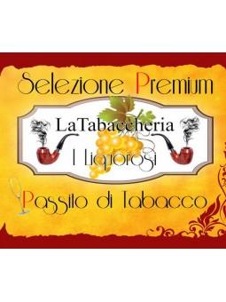 Selezione Premium – Passito di Tabacco LA TABACCHERIA AROMA CONCENTRATO 10ML