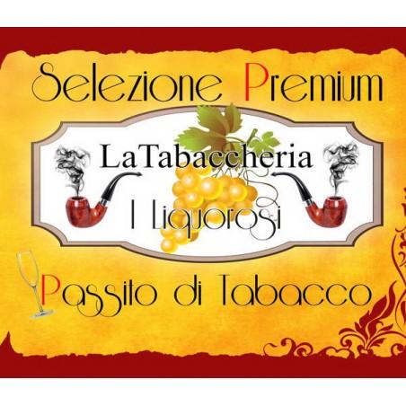 LA TABACCHERIA - AROMA CONCENTRATO 10ML - Selezione Premium – Passito di Tabacco