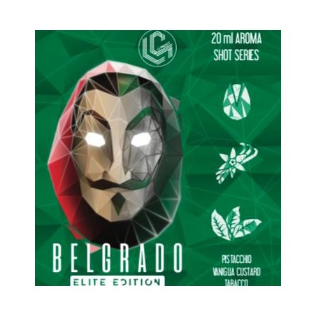 ELITE EDITION BELGRADO LS PROJECT AROMA SCOMPOSTO 20ML