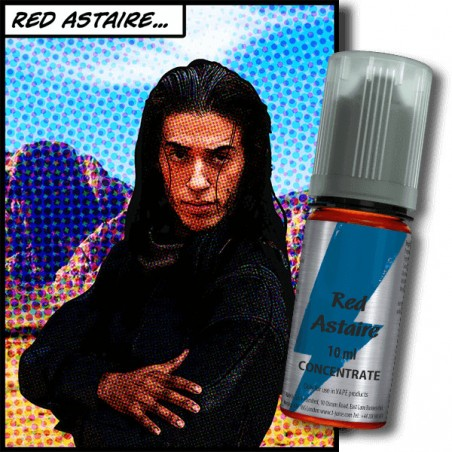 T-JUICE - AROMA CONCENTRATO 10ML - RED ASTAIRE