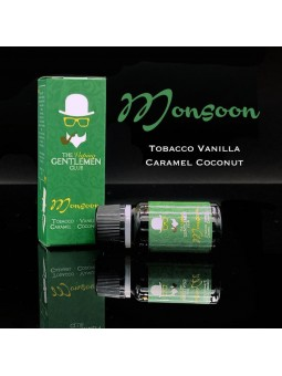 MONSOON THE VAPING GENTLEMAN CLUB AROMA CONCENTRATO 11ML