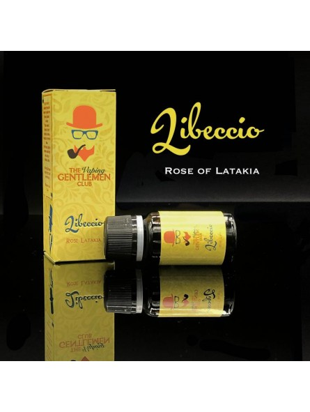 LIBECCIO - ROSE OF LATAKIA THE VAPING GENTLEMAN CLUB AROMA CONCENTRATO 11ML