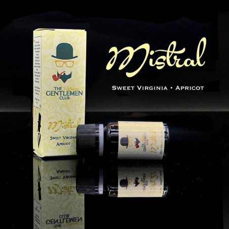 THE VAPING GENTLEMAN CLUB - AROMA CONCENTRATO 11ML - MISTRAL