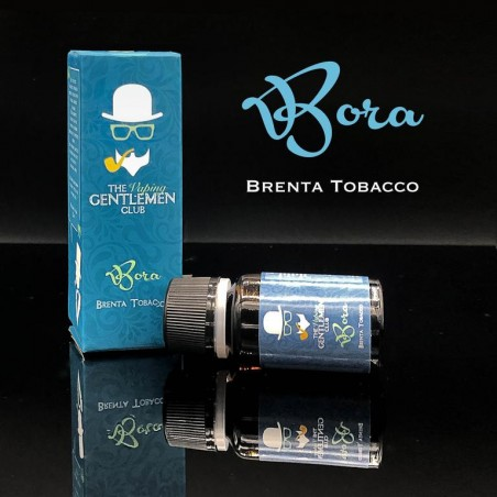 BORA - BRENTA TOBACCO THE VAPING GENTLEMAN CLUB AROMA CONCENTRATO 11ML