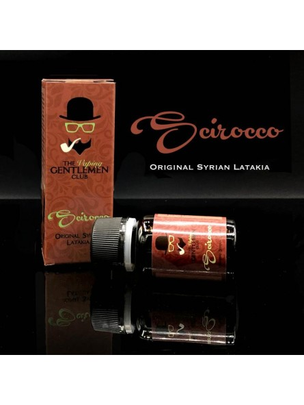 SCIROCCO THE VAPING GENTLEMAN CLUB AROMA CONCENTRATO 11ML