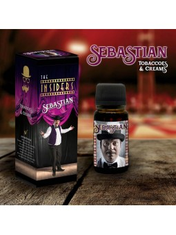 SEBASTIAN THE VAPING GENTLEMAN CLUB AROMA CONCENTRATO 11ML