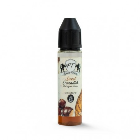 SWEET CAVENDISH - ORGANICO - MICROFILTRATO - A d G SHOT SERIES 20ML