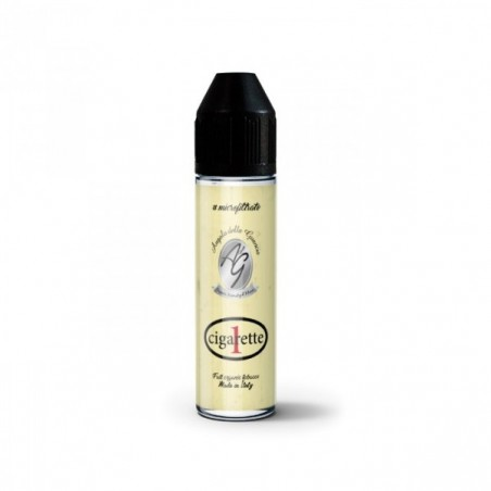 CIGARETTE ONE - ORGANICO - MICROFILTRATO - A d G SHOT SERIES 20ML
