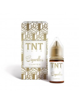 CIGARILLO CORTÈS TNT-VAPE AROMA CONCENTRATO 10ML