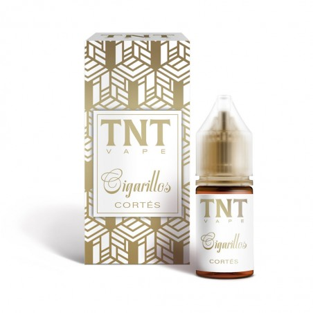 TNT-VAPE - AROMA CONCENTRATO 10ML - CIGARILLO CORTÈS