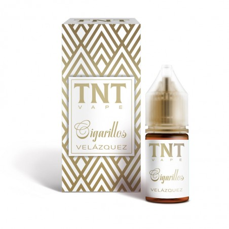 CIGARILLO VELASQUEZ TNT-VAPE AROMA CONCENTRATO 10ML