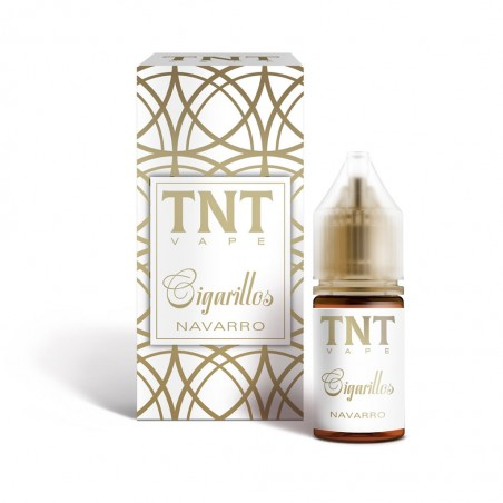 CIGARILLO NAVARRO TNT-VAPE AROMA CONCENTRATO 10ML