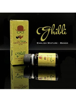 THE VAPING GENTLEMAN CLUB - AROMA CONCENTRATO 11ML - GHIBLI