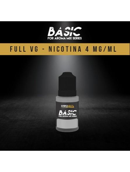 NICOTINA FULL VG PER AROMA MIX 10+10 10ML - SVAPONEXT
