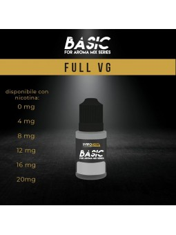 NICOTINA FULL VG 10ML - SVAPONEXT