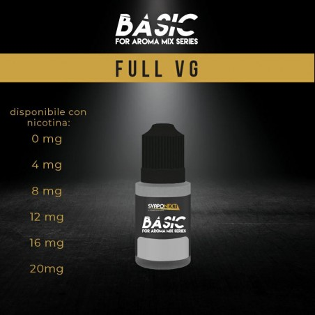 FULL VG 10ML - SVAPONEXT