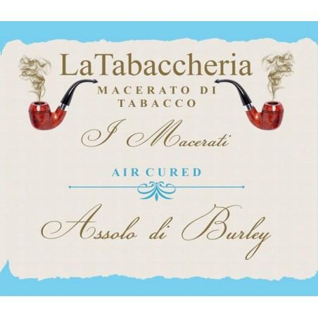 LA TABACCHERIA - AROMA CONCENTRATO 10ML - Macerato – Assolo di Burley