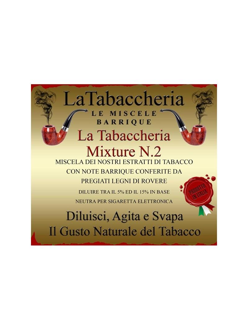 Le Miscele Barrique Mixture N.2 LA TABACCHERIA AROMA CONCENTRATO 10ML