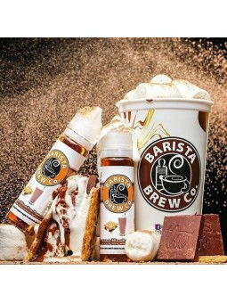 SMORE MOCHA BREEZE BARISTA BREW CO. MIX&VAPE 50ML