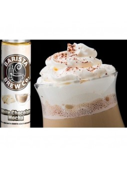WHITE CHOCOLATE MOCHA BARISTA BREW CO. MIX&VAPE 50ML