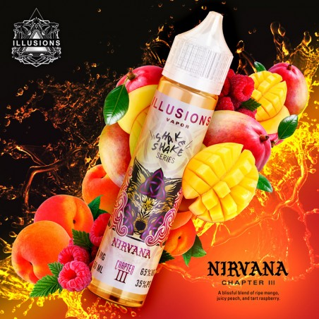 NIRVANA ILLUSIONS BY TWELVE MONKEYS MIX&VAPE 50ML