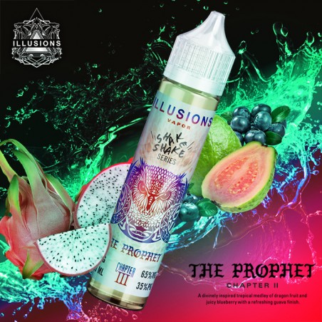 THE PROPHET ILLUSIONS BY TWELVE MONKEYS MIX&VAPE 50ML