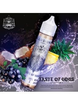 TASTE OF GODS X ILLUSIONS BY TWELVE MONKEYS MIX&VAPE 50ML