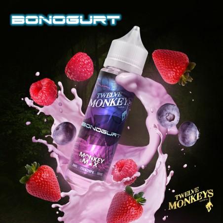 BONOGURT TWELVE MONKEYS MIX&VAPE 50ML