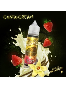 CONGO CREAM TWELVE MONKEYS MIX&VAPE 50ML