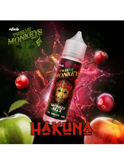 HAKUNA TWELVE MONKEYS MIX&VAPE 50ML