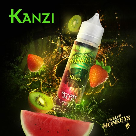 KANZI TWELVE MONKEYS MIX&VAPE 50ML